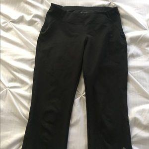 Columbia crop athletic leggings